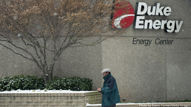 Duke Energy Buys Progress Energy In $13 Billion Deal