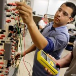 Vocational School Prepares Students For Job Market