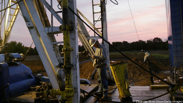 Prices Help Drive Increase of Midwest Oil Exploration