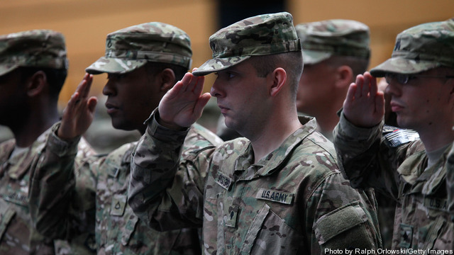 US Army V Corps To Leave Europe For Afghanistan