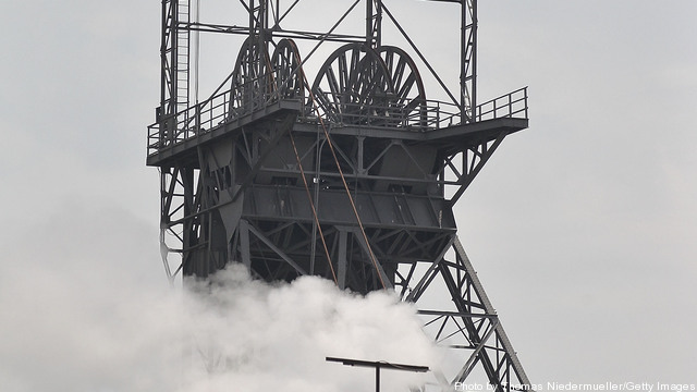 Last Coal Mine In Saar Region Closes