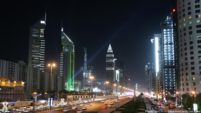 The Growing Economy Of Dubai