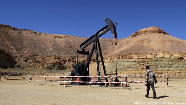 LIBYA-ENERGY-OIL