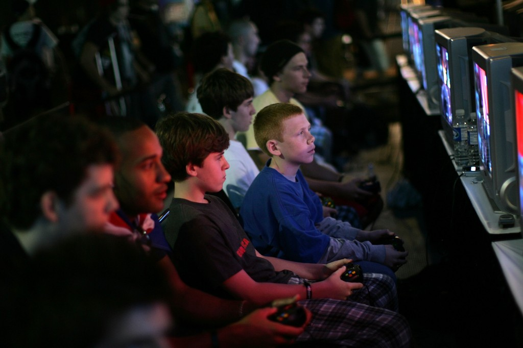 Competition Begins In National Video Game Event