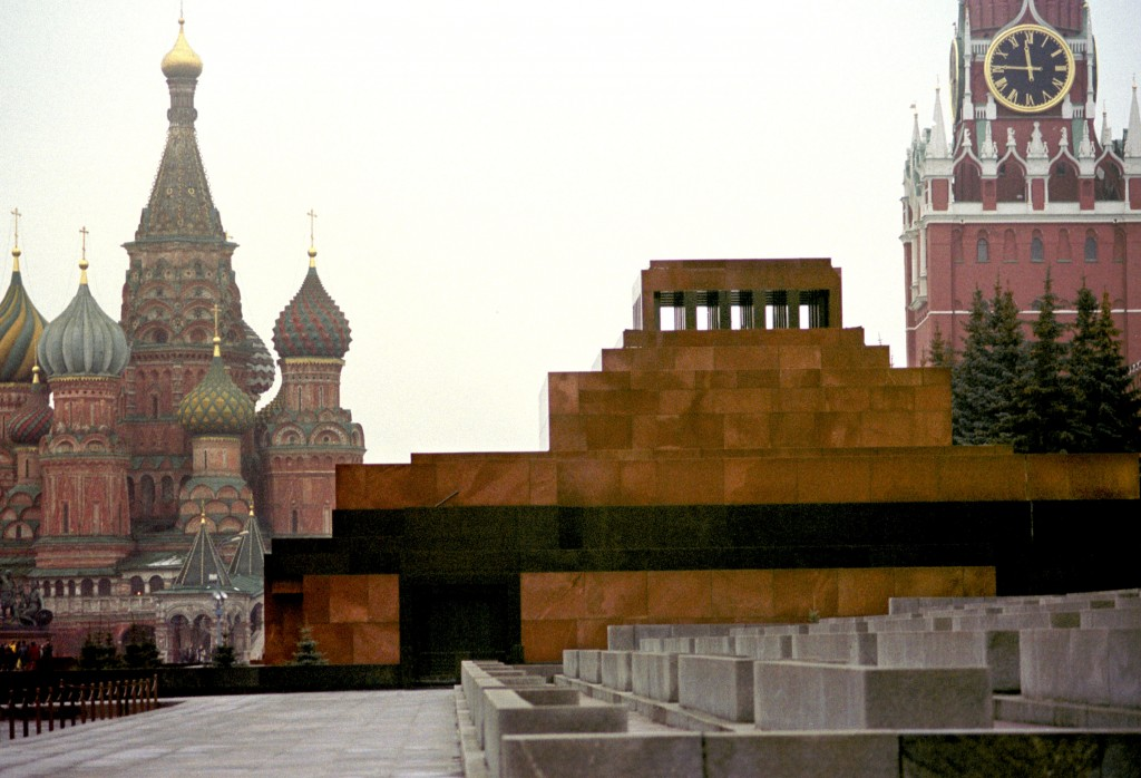 Lenin''s Mausoleum Faces Debate in Russia