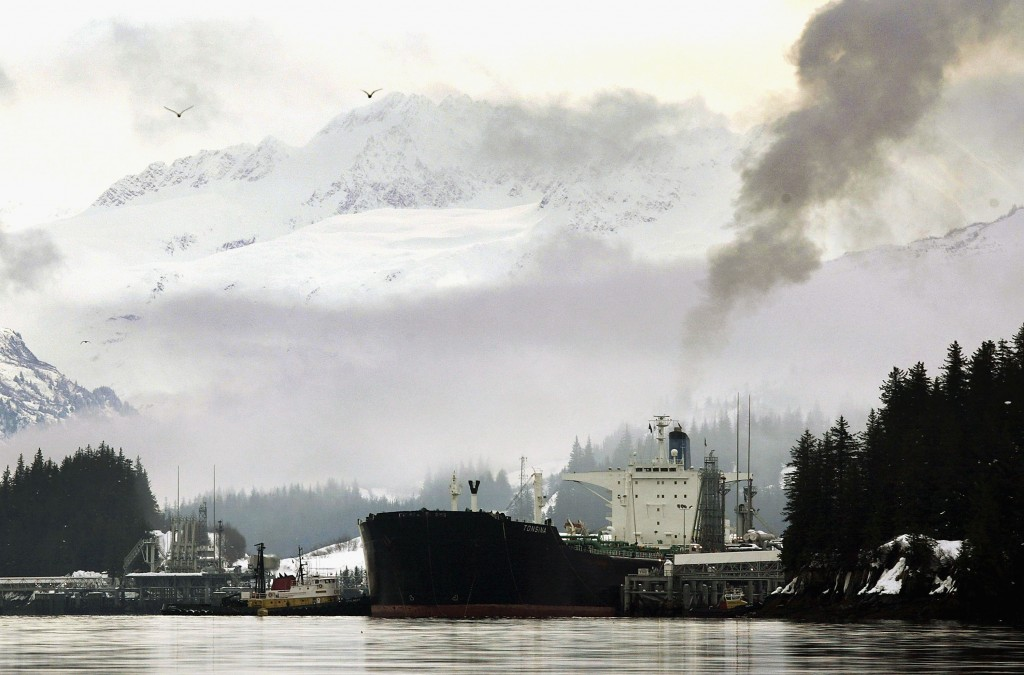 Exxon Valdez Oil Disaster 15 Years Later