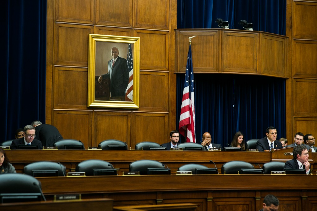 House Holds Hearing On The Benghazi Consulate Attacks