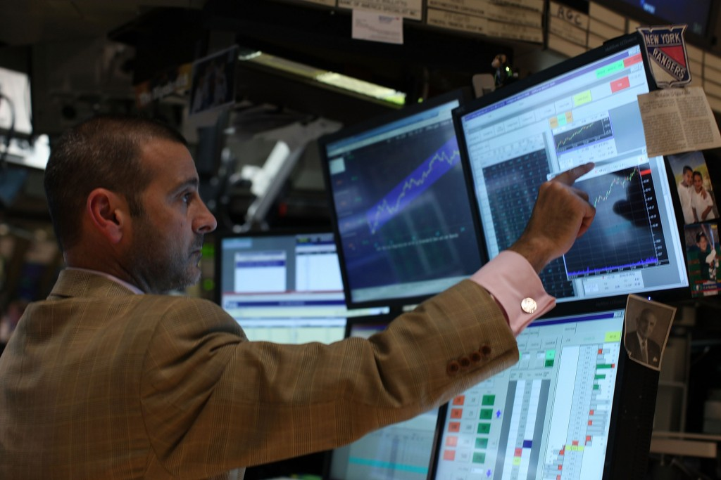 Markets Rise On Economic Data