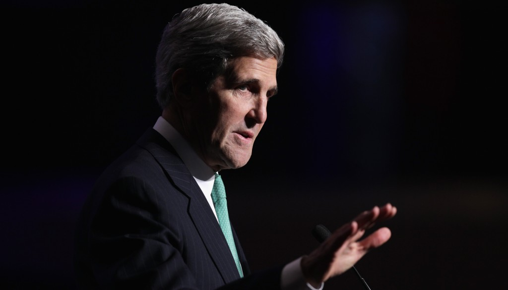 John Kerry Speaks At SelectUSA 2013 Investment Summit