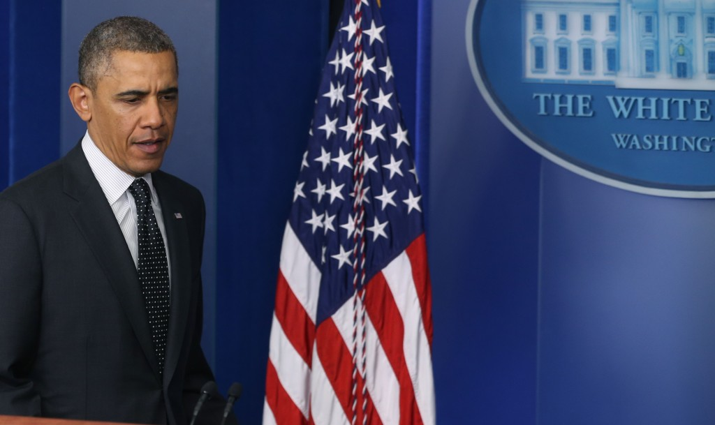 President Obama Makes Statement After Vote On Rules Change