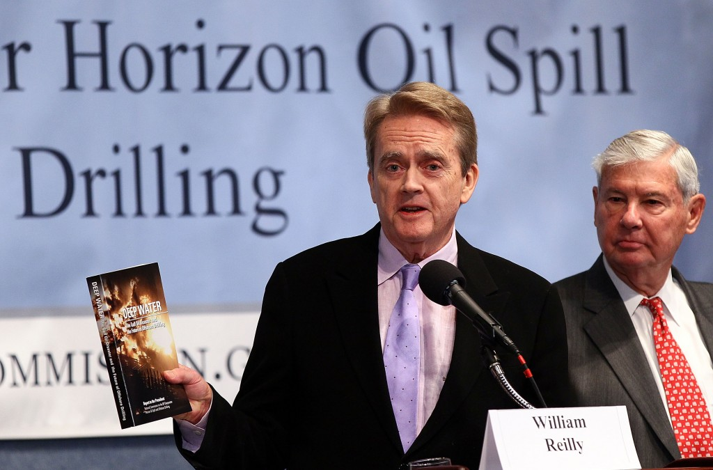 The National Oil Spill Commission Releases Final Report On BP Oil Spill