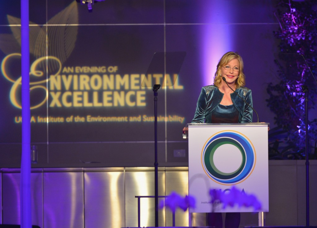 UCLA Institute Of The Environment And Sustainability's 2nd Annual Evening Of Environmental Excellence - Inside