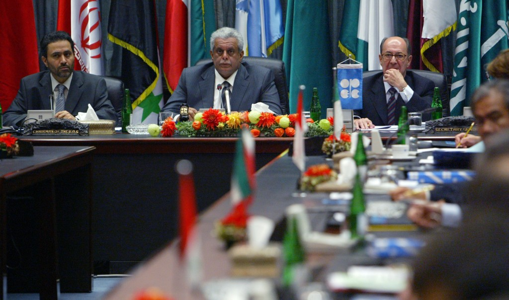 Oil Ministers Attend 127th OPEC Meeting