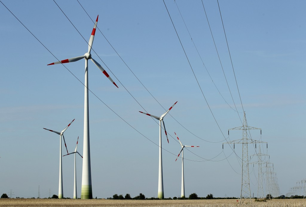 Germany Invests Heavily In Alternative Energy Production