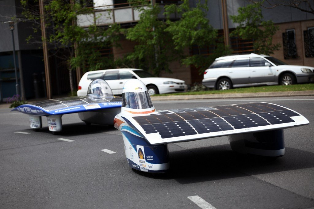2013 World Solar Challenge: Street Parade