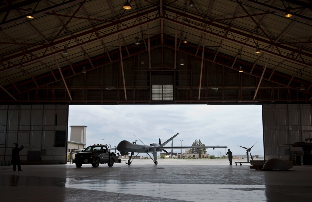 Drones Opperated At Holloman Air Force Base