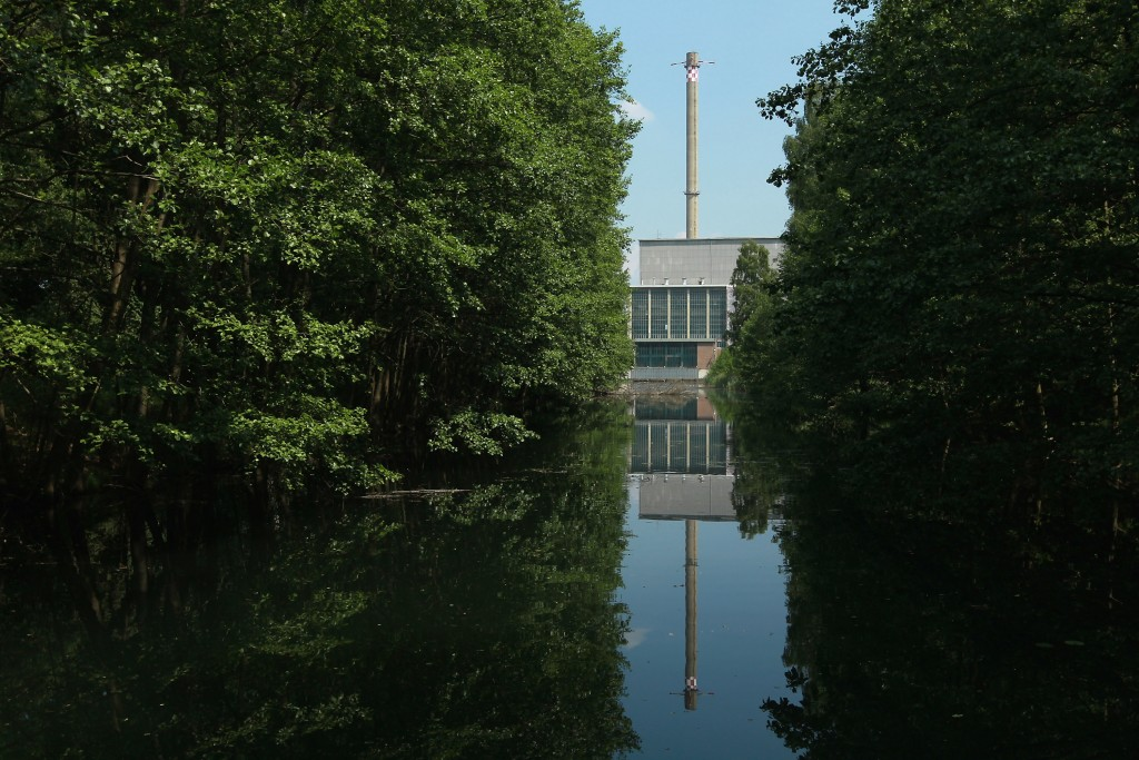 Former Rheinsberg Nuclear Power Plant Is Dismantled