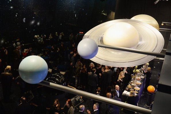 "Premiere Of Fox's ""Cosmos: A SpaceTime Odyssey"" - Red Carpet"