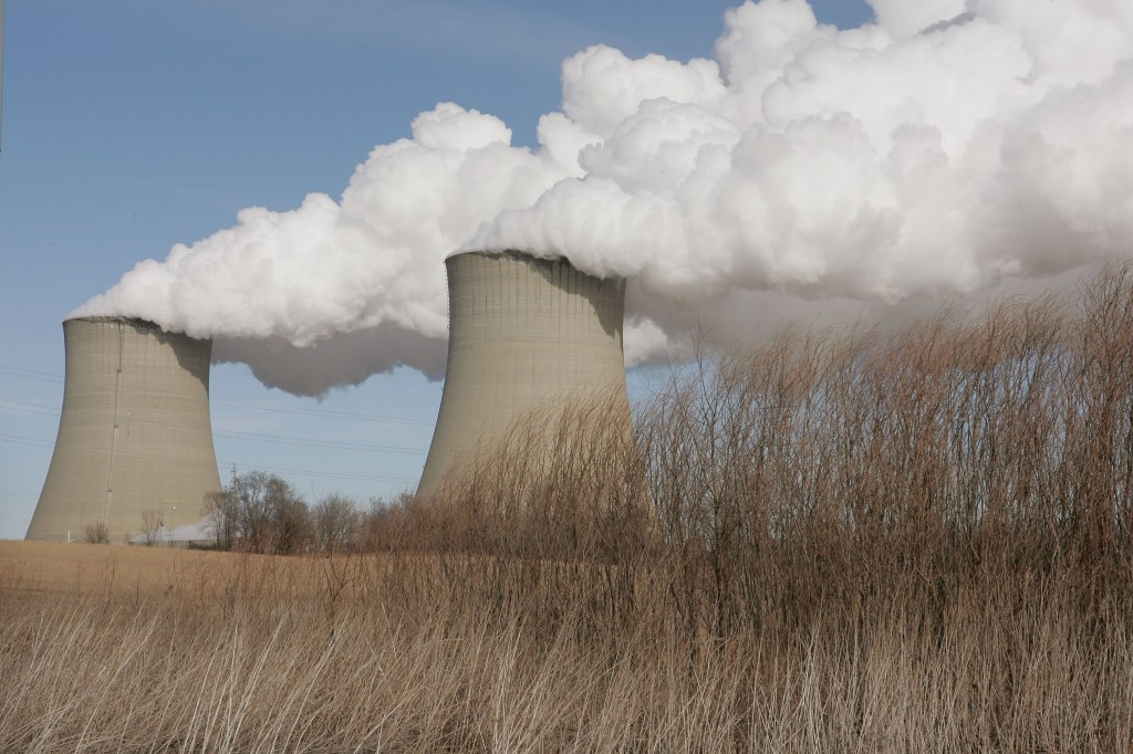 Leaks Found At Illinois Nuclear Plants