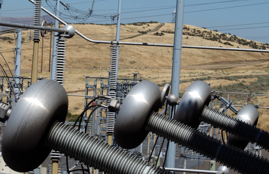 Oregon Power Station Sends Energy To California