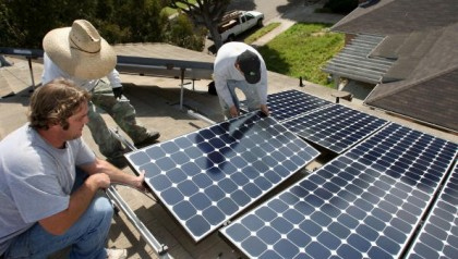 The Great Social Solar Divide