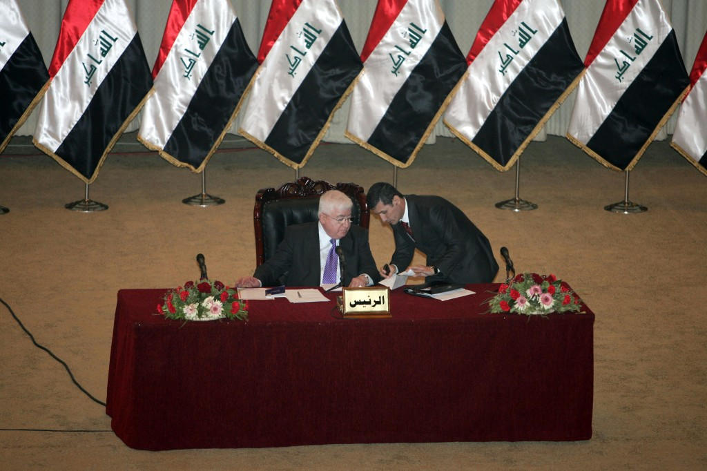Iraq Parliament Convenes Following Inconclusive Election