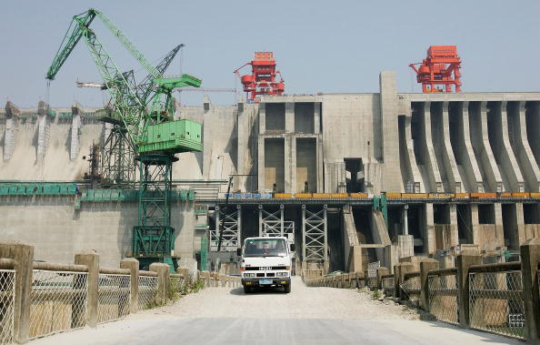 Three Gorges Dam Project To Be Completed On May 20, 2006