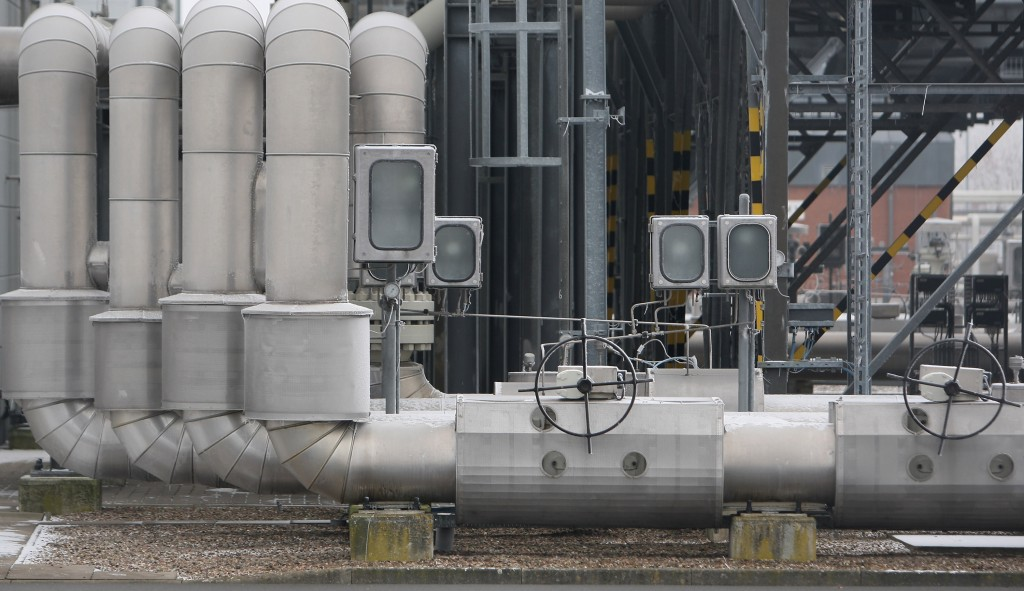 Russian Gas Supplies Through Ukraine Turned Off