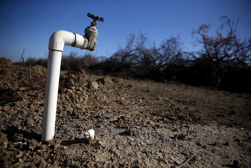 Statewide Drought Forces Californians To Take Drastic Measures For Water Conversation