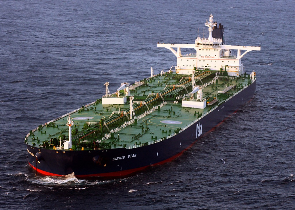Crude Oil Carrier Hijacked By Somali Pirates