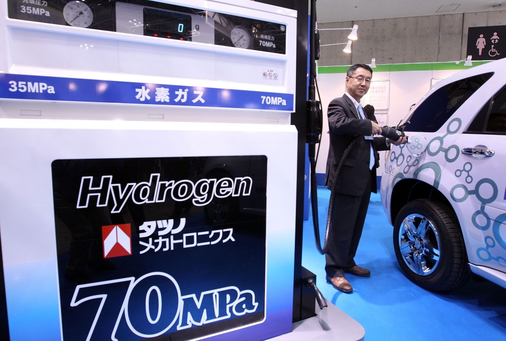 6th International Hydrogen & Fuel Cell Expo Begins