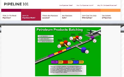 Pipeline 101 batching screen shot