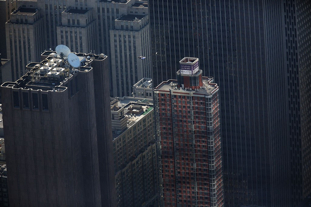 Wingsuit - New York