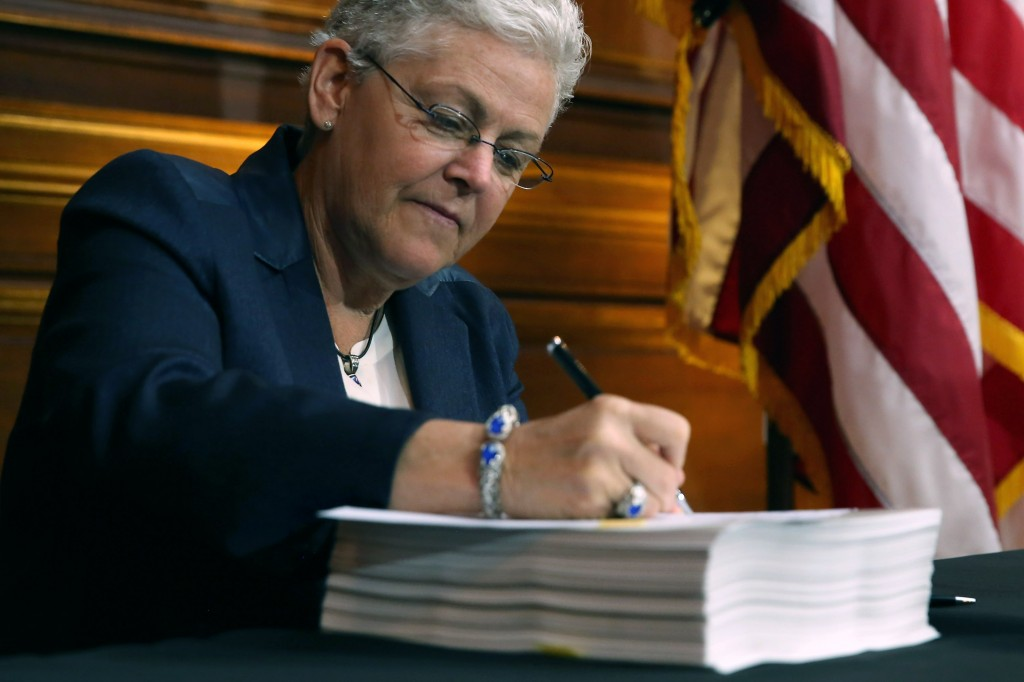EPA Admin Gina McCarthy Announces New Regulations Under Obama's Climate Action Plan