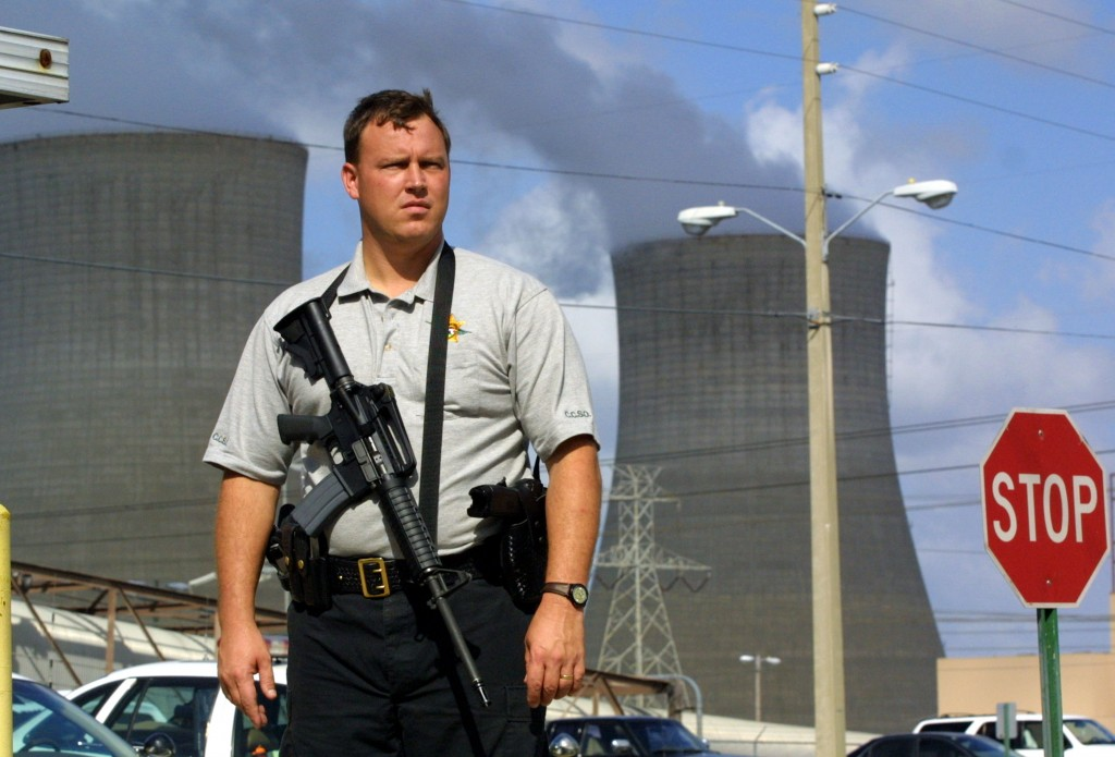 Nuclear Power Plants Tighten Their Security