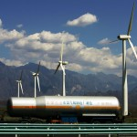 Wind Power Plant In Xinjiang