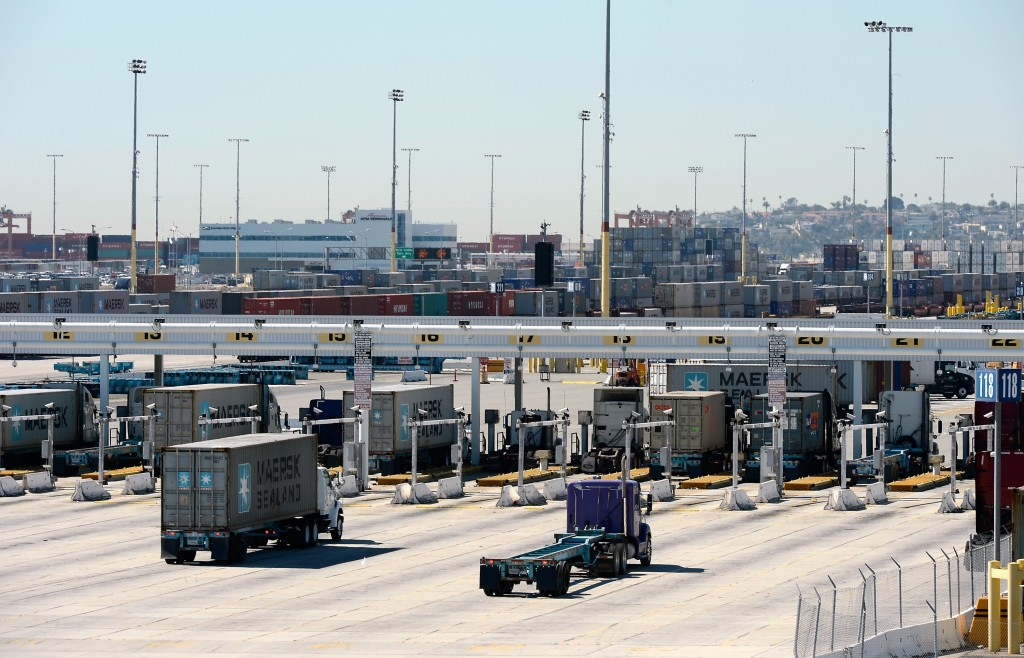 Sequestration Could Slow Movement Of Goods Through Ports