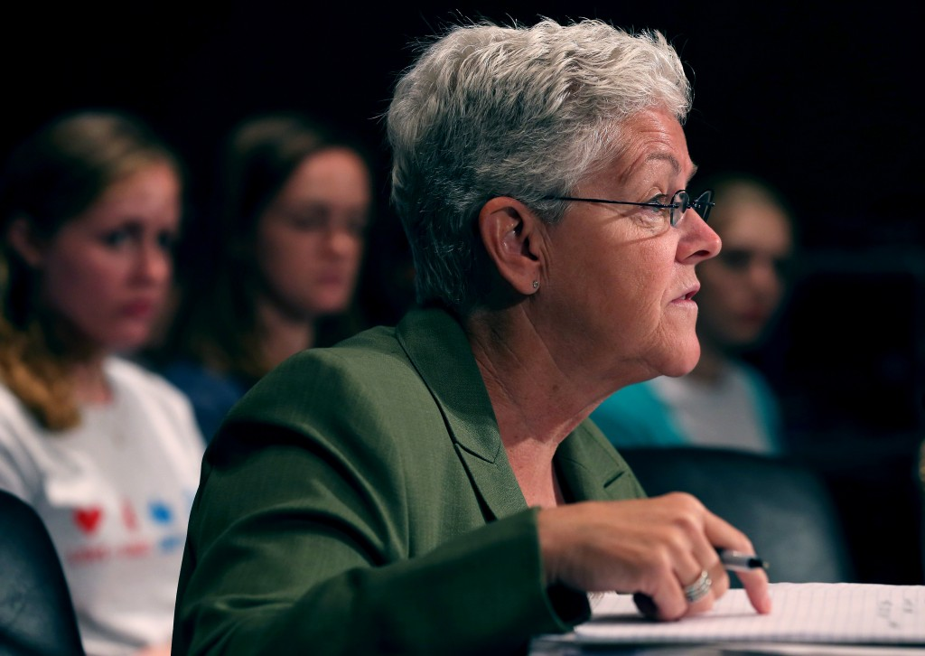 EPA Administrator Testifies At Senate Hearing On Carbon Pollution Standards