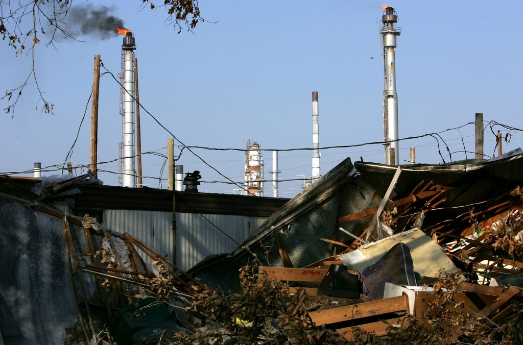 Hurricane Katrina Aftermath - Day 15