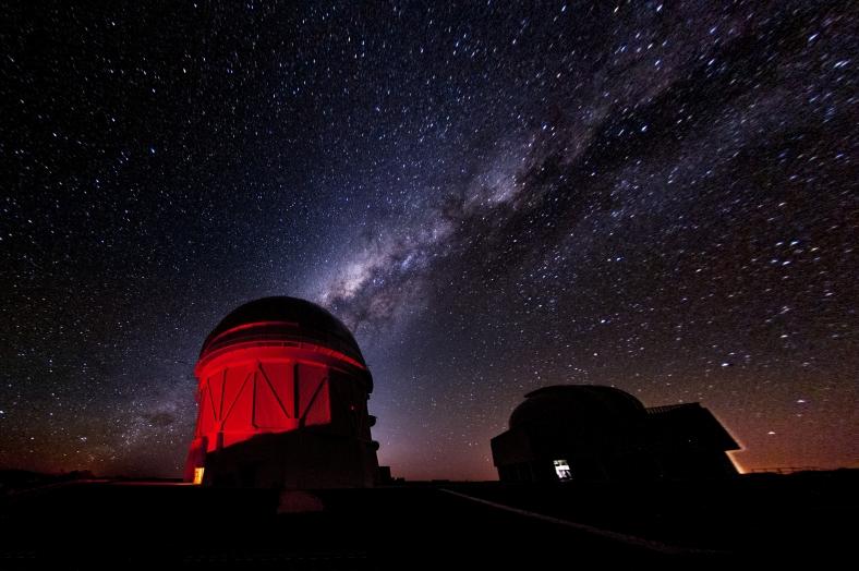 Chile Dark Energy Photo Lab