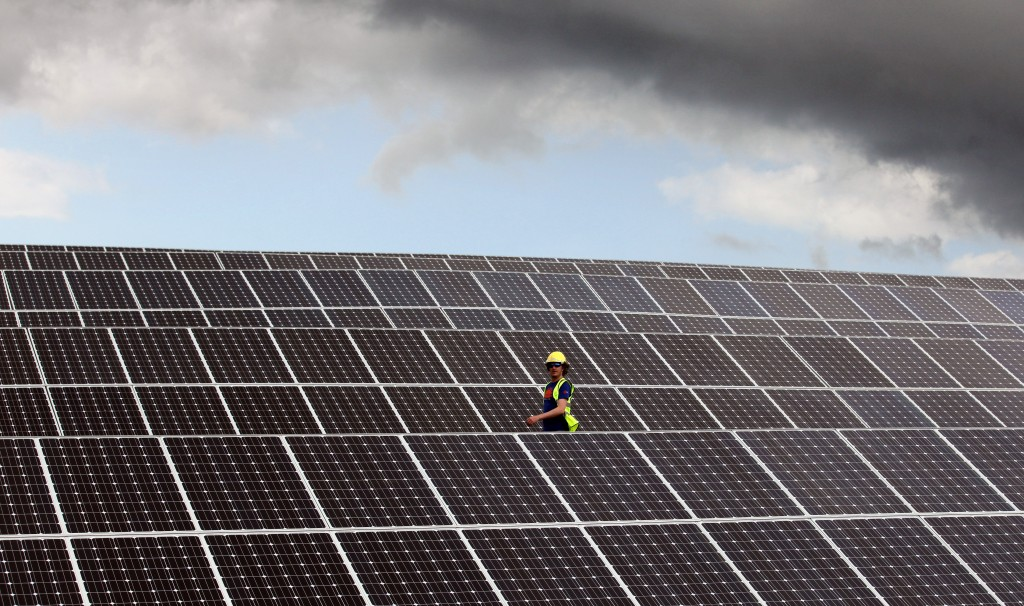 The South West's First Solar Farm Is Connected