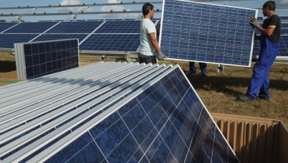 Energy News Roundup: Partnering on Solar in Mexico, GE River Cleanup Gets Failing Grade & Münter's Energy Freedom Race Car