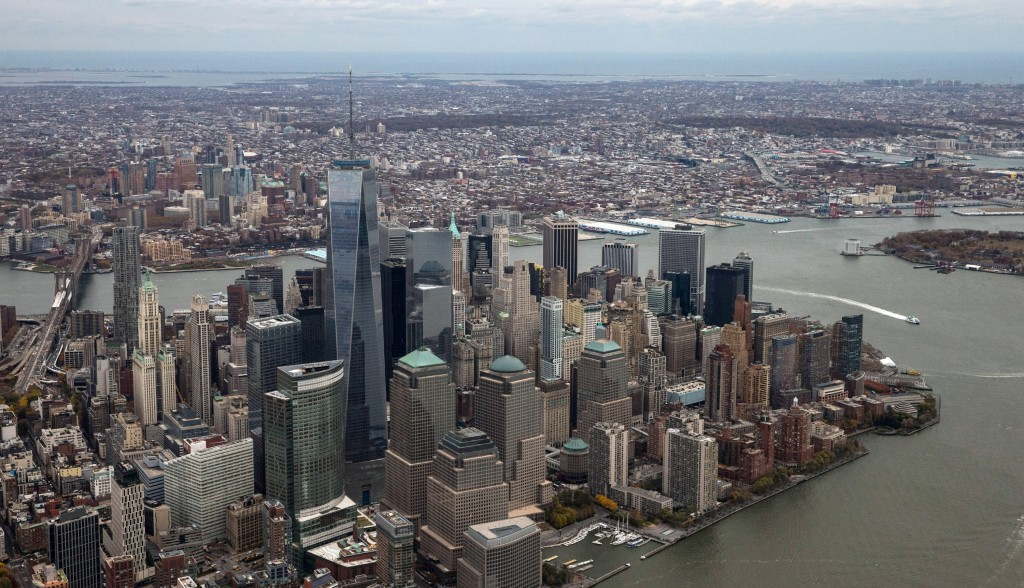One World Trade Center Deemed Tallest Building In North America