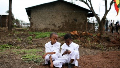 Do Smart Phones Hold Key to Reducing Energy Poverty in Developing Countries?