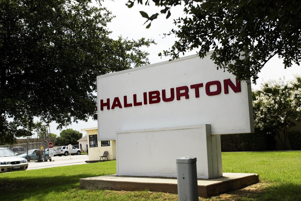 Halliburton Co. in Fort Worth, Texas