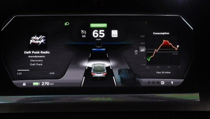 Tesla is World's First Digital Car