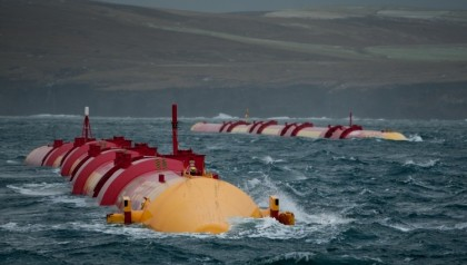 Pioneering Pelamis Falters, But Scotland Looks to Drive Wave Energy Tech Convergence