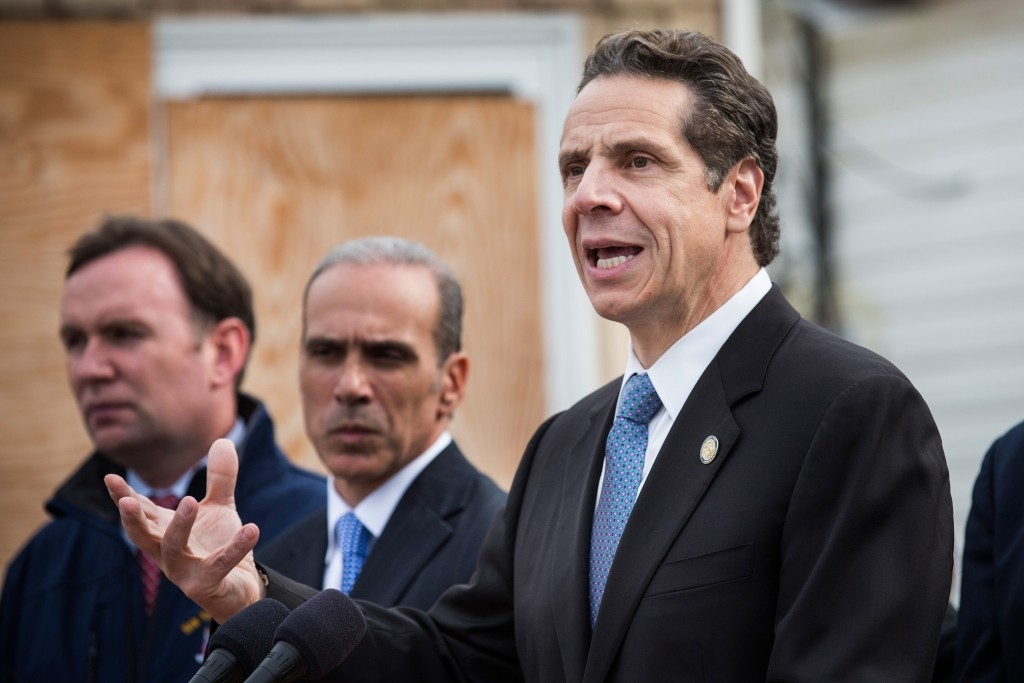 Two Year Anniversary Of Hurricane Sandy In New York