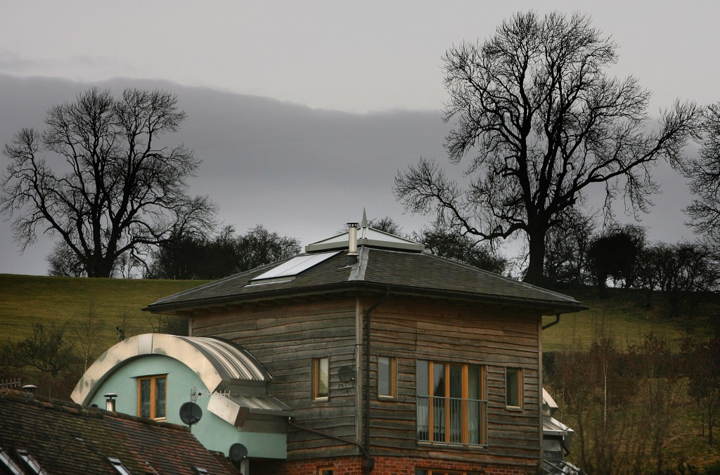 Eco Town Specialises In Environmentally Sound Housing