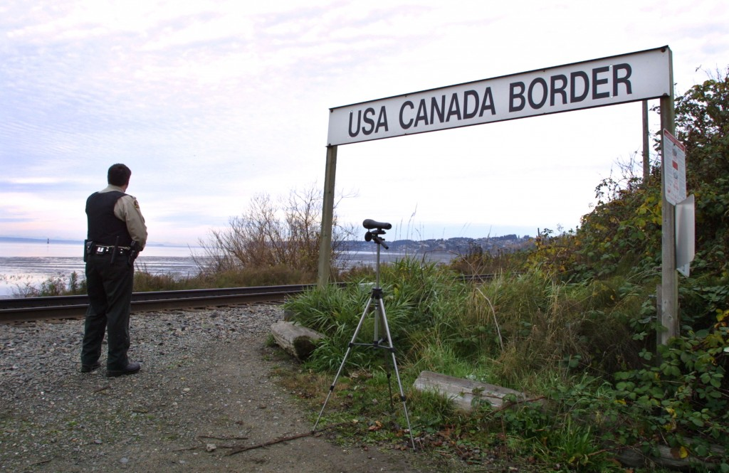 Canada Border Crossings